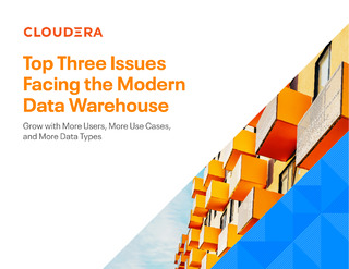Top Three Issues Facing The Modern Data Warehouse
