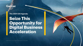 Gartner 2021 CIO Agenda: Seize This Opportunity for Digital Business Acceleration