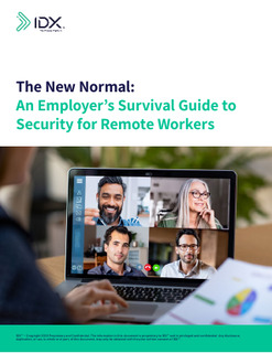 The New Normal: An Employer's Survival Guide to Security for Remote Workers