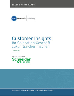 Customer Insights: Future proofing your colocation business
