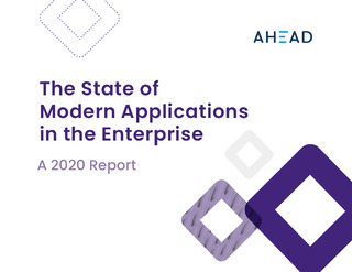 The State of Modern Applications in the Enterprise