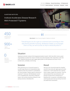 Institute Accelerates Disease Research With Protected IT Systems