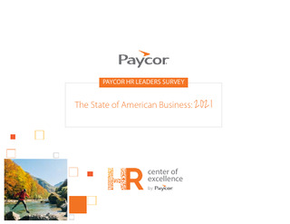 The State of American Business: 2021