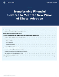 How To Transform Financial Services to Meet the New Wave of Digital Adoption