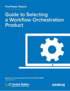 Guide to Selecting a Workflow Orchestration Product