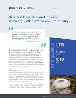 Decrease Downtime and Increase Efficiency, Collaboration and Profitability