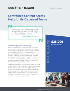 Centralized Content Access Helps Unify Dispersed Teams
