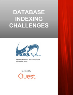 Database Indexing Challenges