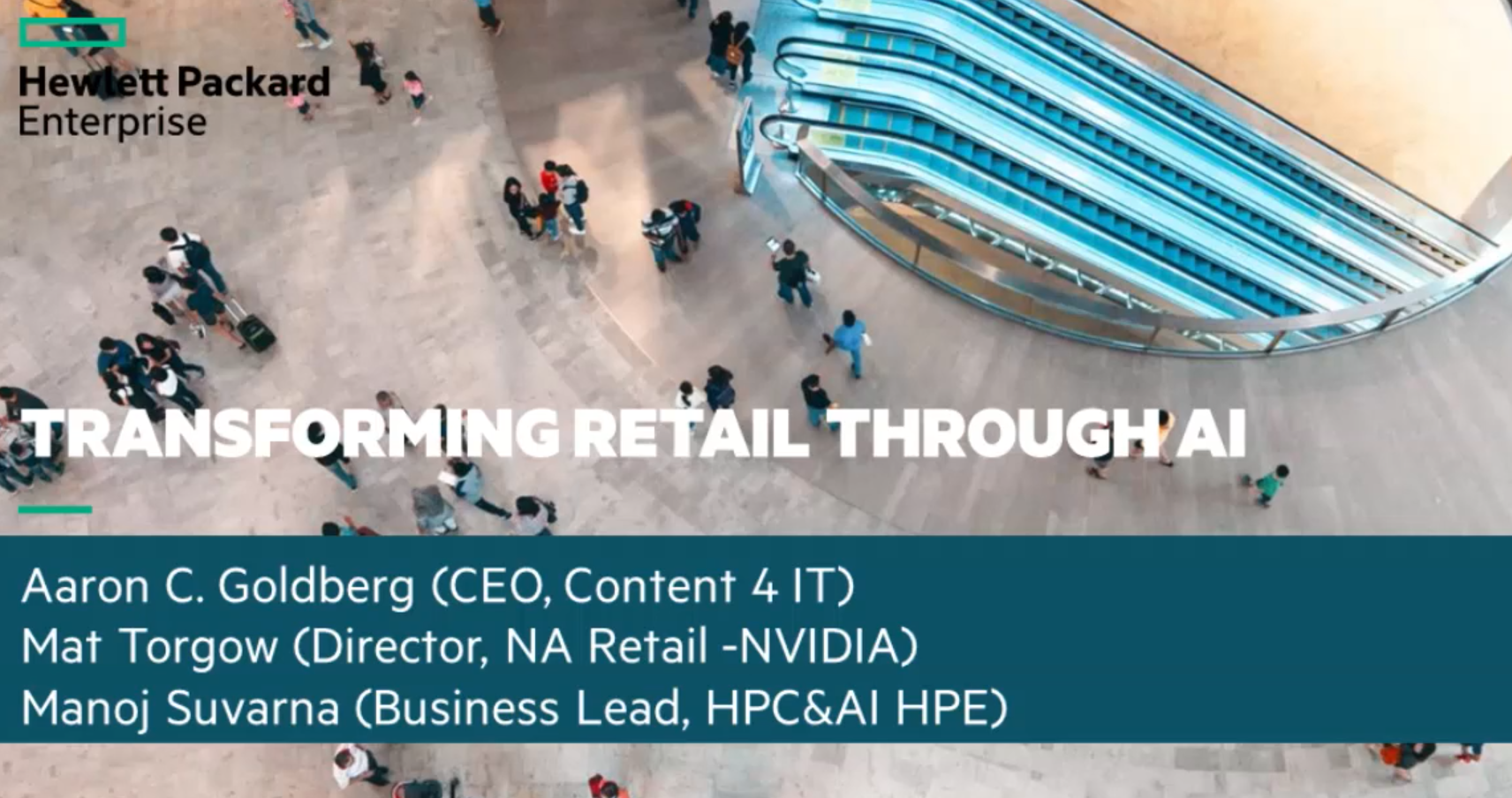 Transforming the Retail Experience with AI