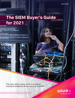 The SIEM Buyer's Guide for 2021