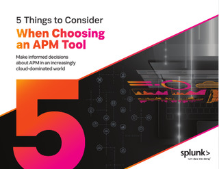 5 Things to Consider When Choosing an APM Tool