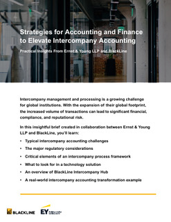 Strategies for Accounting and Finance to Elevate Intercompany Accounting