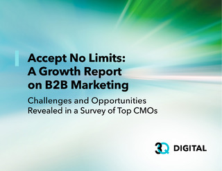 Accept No Limits: A Growth Report on B2B Marketing