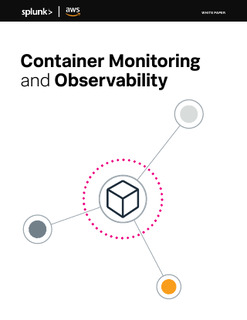 Best Practices to Monitor Containerized Deployments on AWS