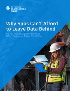 Why Subs Can't Afford to Leave Data Behind