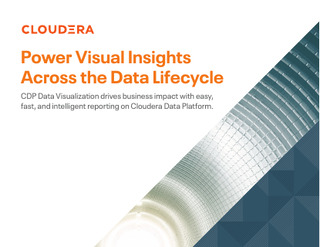Power Visual Insights Across the Data Lifecycle