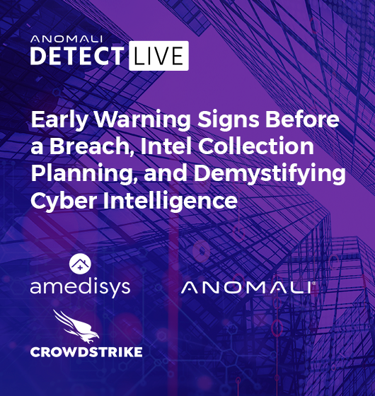 Detect LIVE – March Sessions