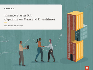 Finance Starter Kit: Capitalize on M&A and Divestitures