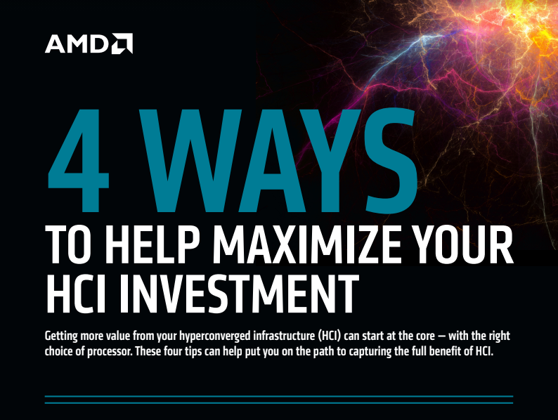 4 Ways to Help Maximize Your HCI Investment