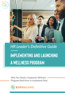Implementing and Launching a Wellness Program
