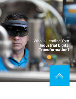 Who Is Leading Your Industrial Digital Transformation?