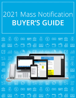 Mass Notification System Buyer's Guide