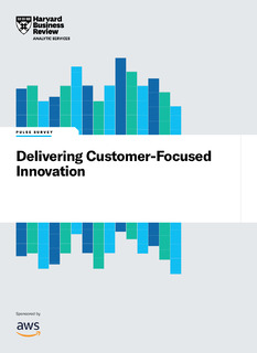 Delivering Customer-Focused Innovation