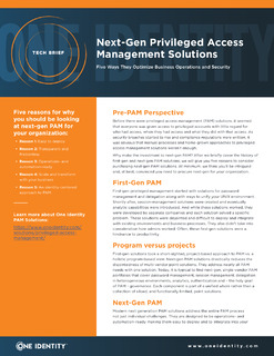 Protected: Next-Gen Privileged Access Management Solutions