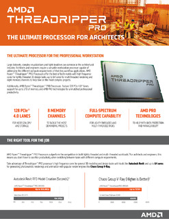 The Ultimate Processor for Architects