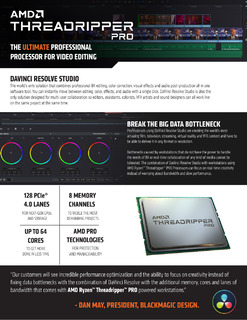 The Ultimate Professional Processor for Video Editing