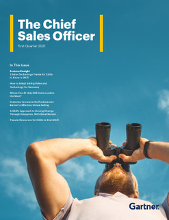 The Chief Sales Officer