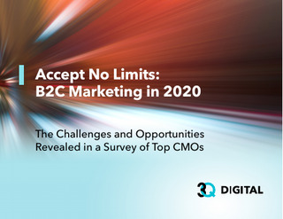 B2C CMO Report: Challenges and Opportunities Uncovered in a New Consumer Landscape