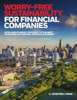 Worry-Free Sustainability for Financial Companies