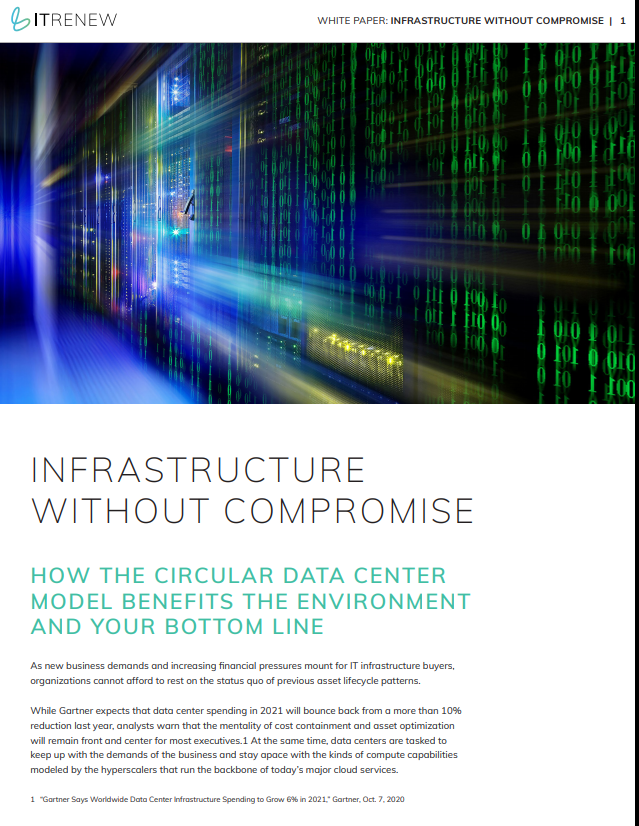Infrastructure Without Compromise