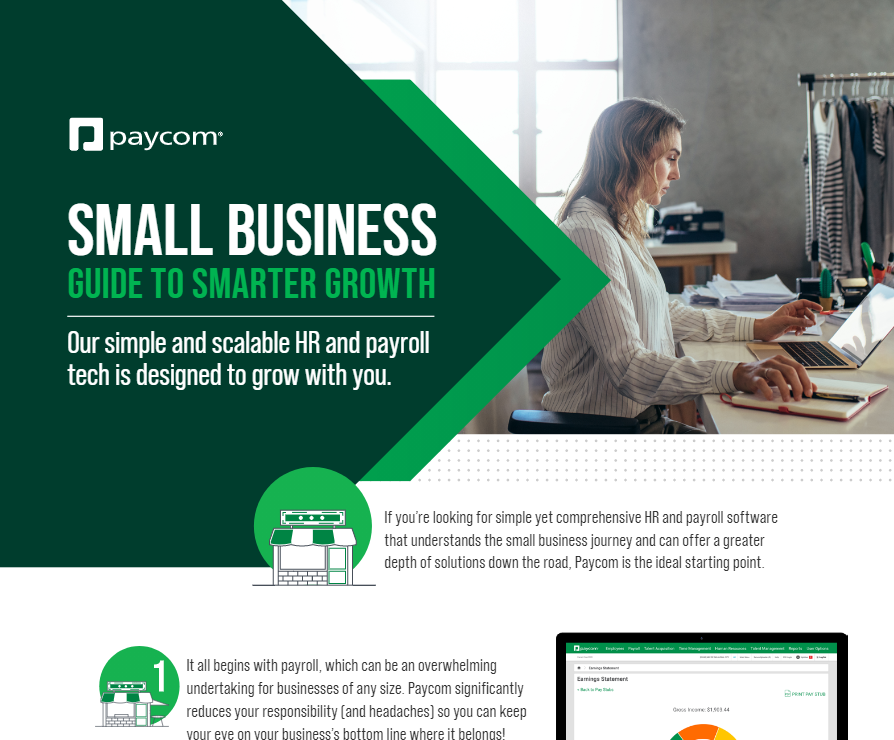 Small Business Guide to Smarter Growth
