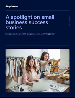 A Spotlight on Small Business Success Stories