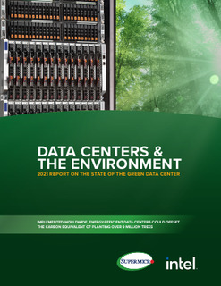 Data Centers, The Environment, & What Can Be Done