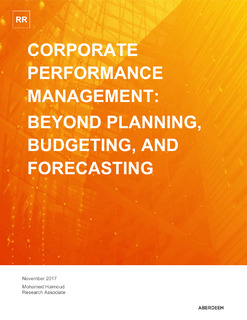 Corporate Performance Management: Beyond Planning, Budgeting and Forecasting