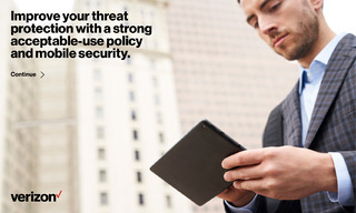 Improve Your Threat Protection with a Strong Acceptable-use Policy and Mobile Security.