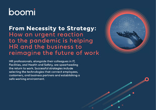 From Necessity to Strategy: How An Urgent Reaction to the Pandemic is Helping HR and the Business to Reimagine the Future of Work