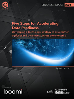 Five Steps for Accelerating Data Readiness
