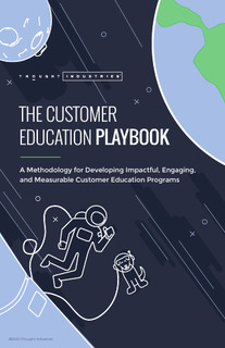 The Customer Education Playbook