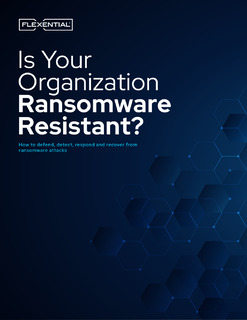 Is Your Organization Ransomware Resistant?