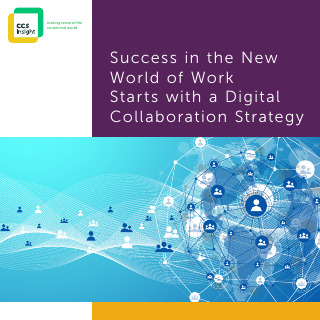 Whitepaper: Success in the New World of Work Starts with a Digital Collaboration Strategy