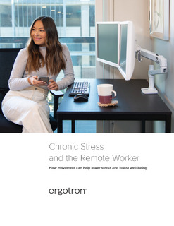 Chronic Stress and the Remote Worker