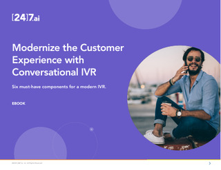 Modernize the Customer Experience with Conversational