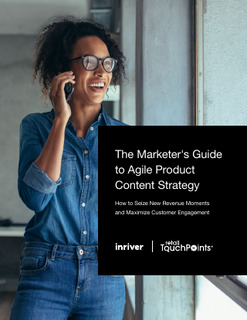 The Marketer's Guide to Agile Product Content Strategy