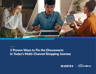 3 Proven Ways to Fix the Disconnects in Today's Multi-Channel Shopping Journey