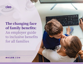 The changing face of family benefits