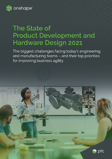 The State of Product Development & Hardware Design 2021